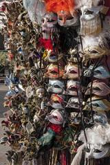Mascaras del carnaval de Venecia