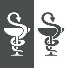 Icono plano farmacia #1