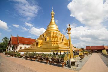 Phra Borom That Temple, Nakhon Chum, Kamphaeng Phet, Thailand