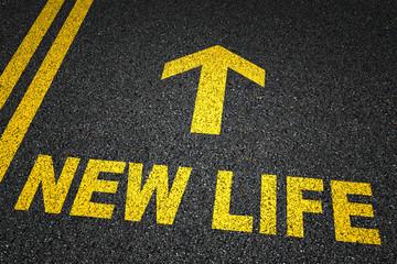 Strasse new Life