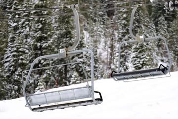 Travel: Lake Tahoe - Chairlift