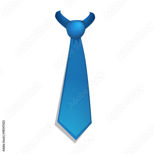 Icone Cravate Bleue Stock Image And Royalty Free Vector Files On