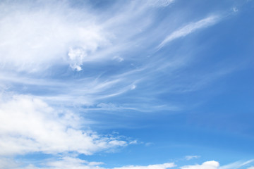 sky-clouds background.