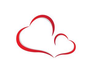LOve red logo