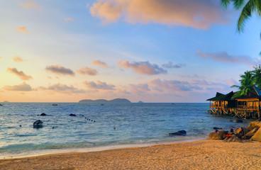 Red Sun Beach - Tioman Series