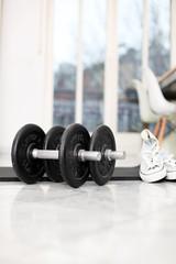 Heimsport - Fitness mit Kurzhanteln