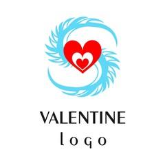 the valentine logo