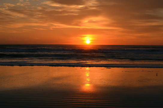 Sunrise. St Augustine, FL