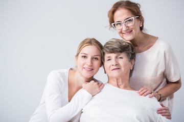 Intergenerational relation between women