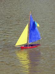voilier miniature