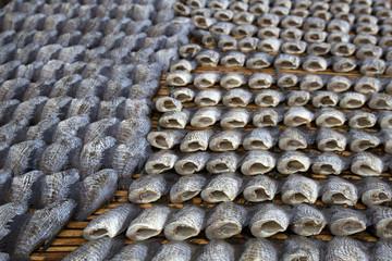 dried fish, Asean food