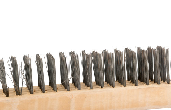 the Wire brush