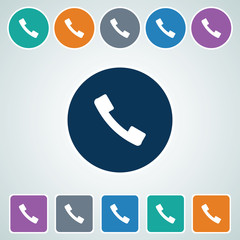 Icon Of Call