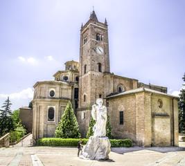 Monte Oliveto Maggiore - Asciano - Siena - tuscany