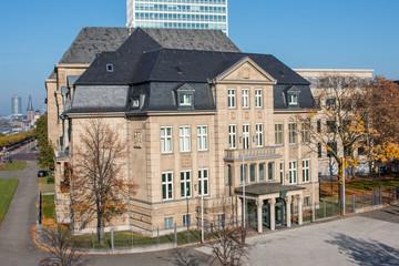Villa Horion am Johannes-Rau-Platz Ministerium des  Landes Nordrhein-Westfalen Düsseldorf