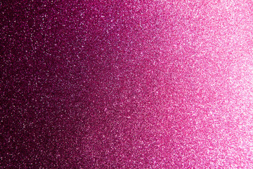 Pink glitter texture valentine's day background