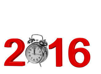 time of 2016