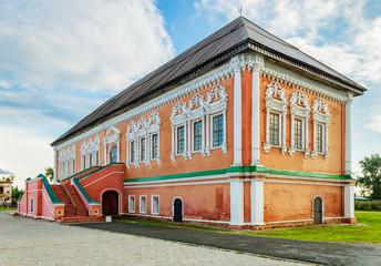 chamber of stroganov in usolye
