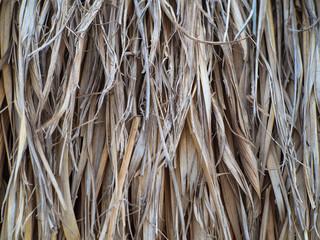 old straw