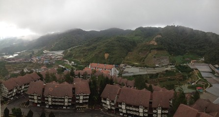 brinchang, cameron highland malaysia