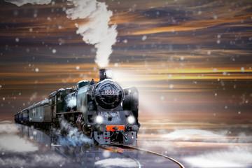 Polar Express.
