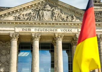 Bundestag : parlement allemand à Berlin, Allemagne