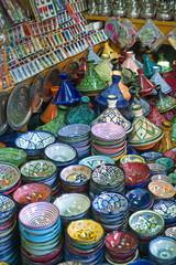 Marokko- Marrakesch, Bazar