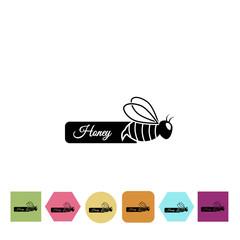 Honey logo icon