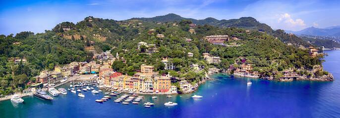 Portofino Italy Panorama