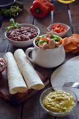 typical dishes of mexico