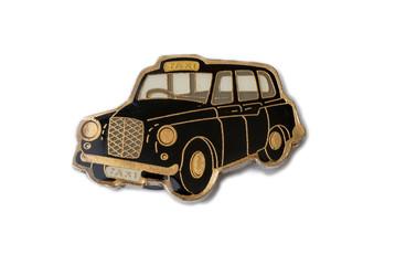 The souvenir magnet - a London cab