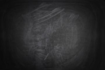 black dirty chalkboard