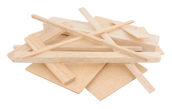 Balsa Wood Samples