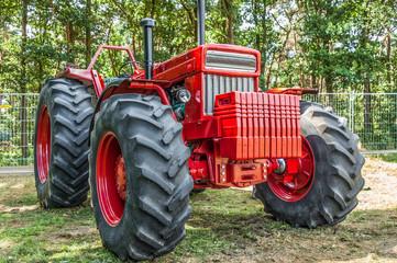 Traktor - kraftvoll