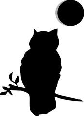 owl_silhouette