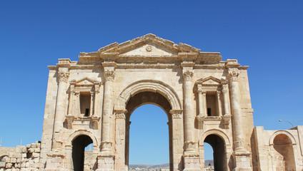 Jordanien - Tempel