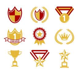 Gold Award Icons