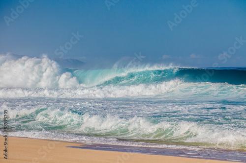 берег волны море скачать