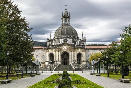 Basilica of St. Ignatius of Loyola
