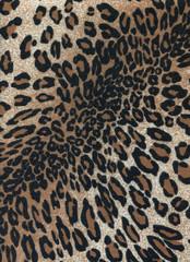 Leopard skins