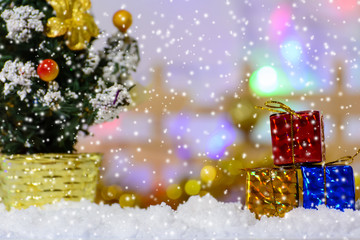The Merry Christmas & A Happy New Year Festival.