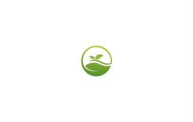leaf energy vecor logo