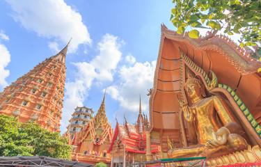 Wat Tham Suea temple Kanchanaburi Thailand