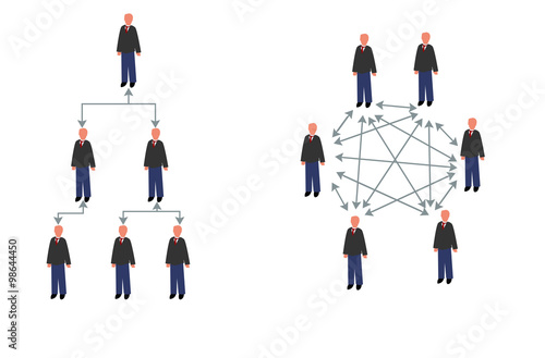 Diagram hierarchy and matrix stock image and royalty free vector diagram hierarchy and matrix ccuart Image collections
