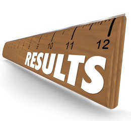 Results Word Ruler Findings Outcome Performance Measurement