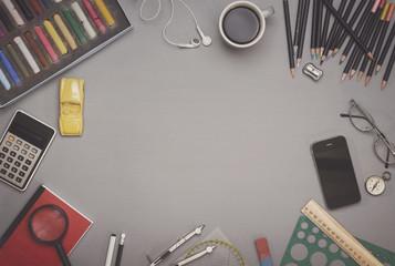 Creative crafts hero header