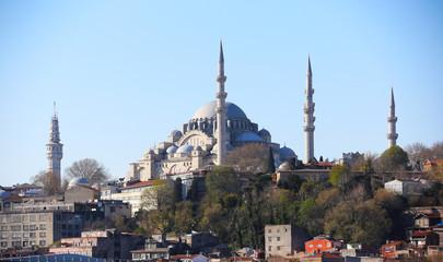 Istanbul Suleymaniye Mosque