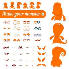 Monster creation kit