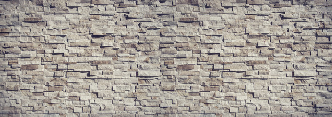 Nature stone wall background and texture