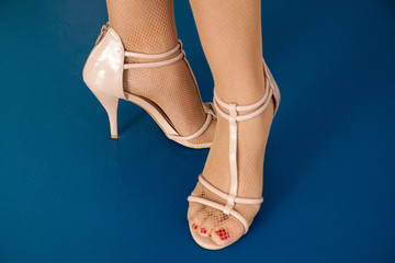 Dancing shoes.
